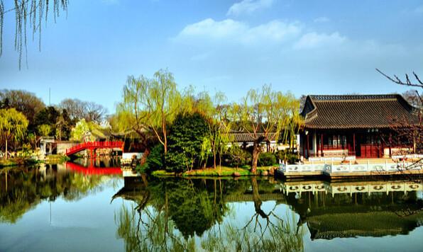 烟花三月下扬州,在最美的时候去扬州!